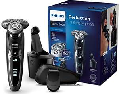 Amazon Herbstangebote Sammeldeal - u.A. Philips Elektrischer Nass-und Trockenrasierer Series 9000 für 155,99€
