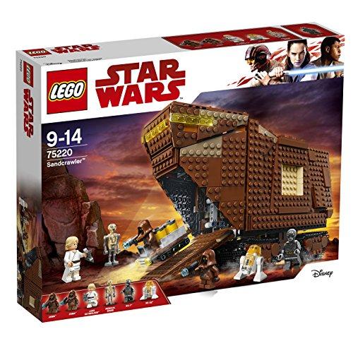LEGO Star Wars 75220 Sandcrawler für 81,65 € [Amazon UK]