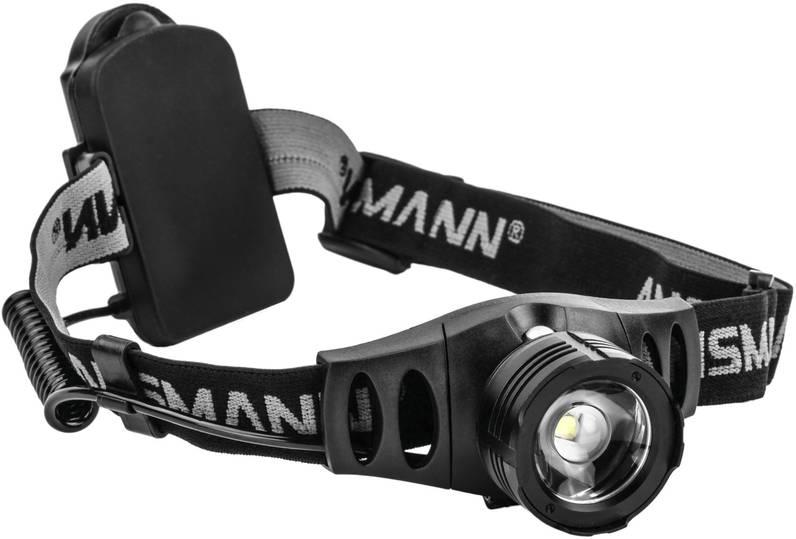 [Voelkner] Ansmann LED (einfarbig) Stirnlampe HD7F batteriebetrieben