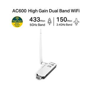 [Amazon Prime] TP-Link Archer T2UH AC600 Dual Band (WLAN Adapter)