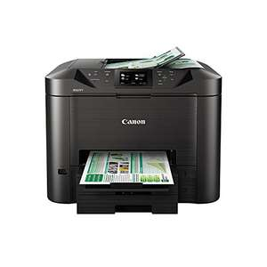 [@Amazon] Canon Maxify MB5450 4-in-1 Farbtintenstrahl-Multifunktionsgerät