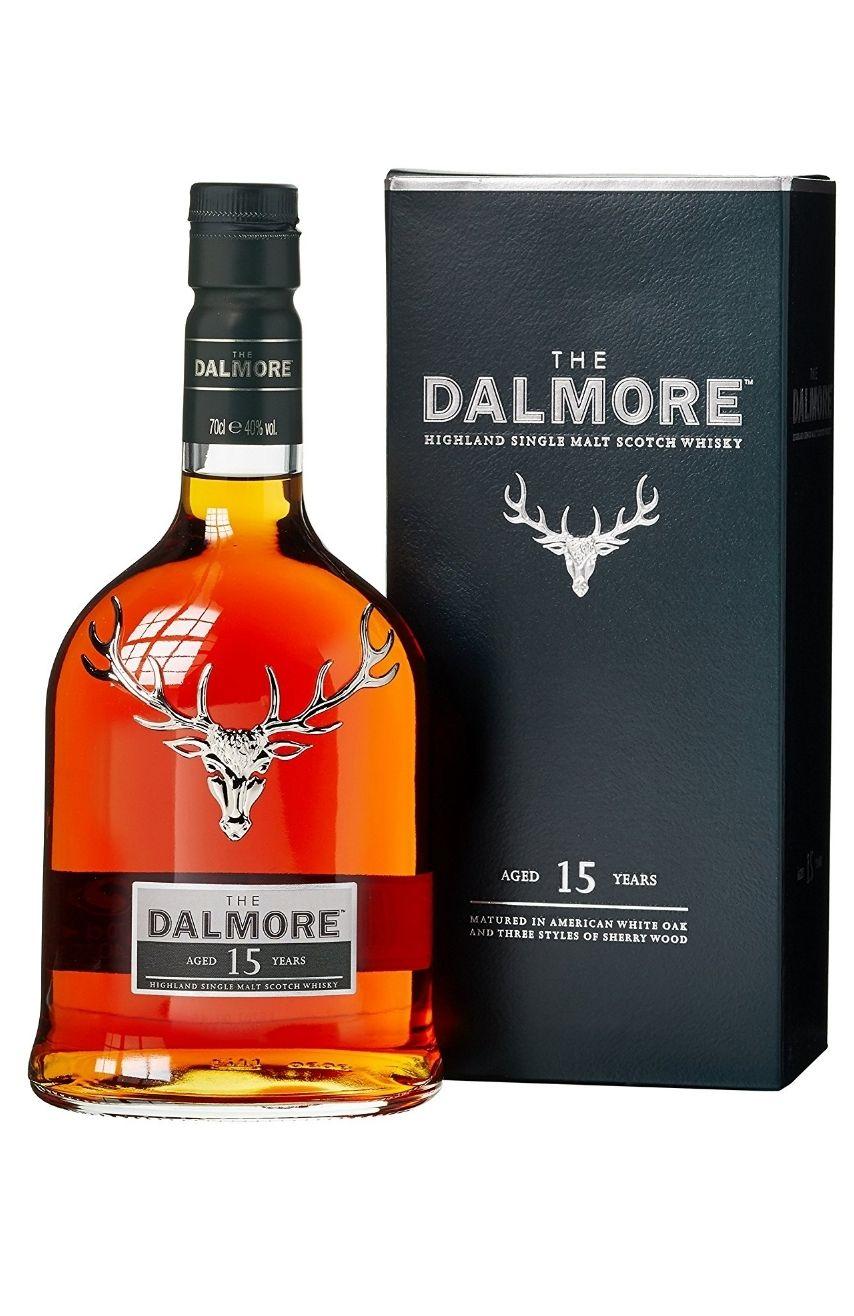 Dalmore 15 Jahre Single Malt Scotch Whisky Highland Amazon Deal Versandfrei fast idealo Bestpreis