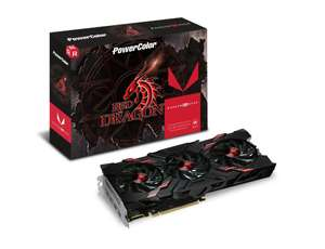 8GB PowerColor Radeon RX Vega 56 Red Dragon Aktiv PCIe 3.0 x16 (Retail)