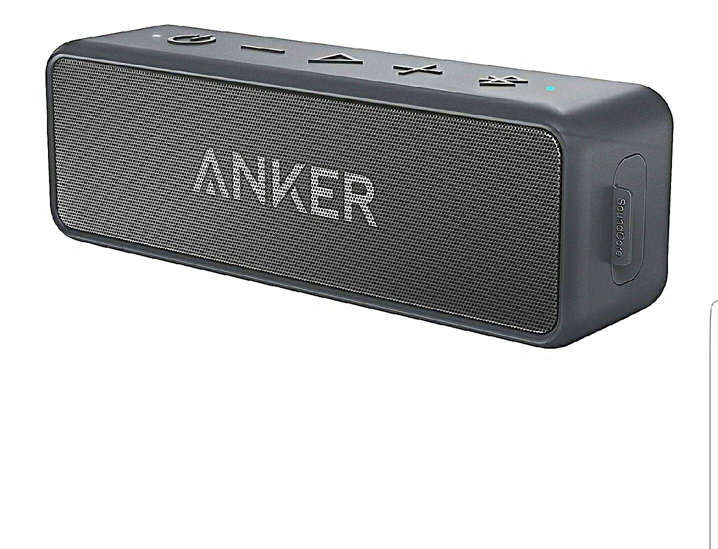Anker soundcore 2 Bluetooth Lautsprecher