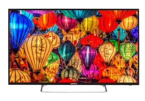 MEDION S15005 Fernseher 125,7 cm/50 Zoll - LED-TV, Full-HD, DVB-T2, Triple-Tuner, CI+