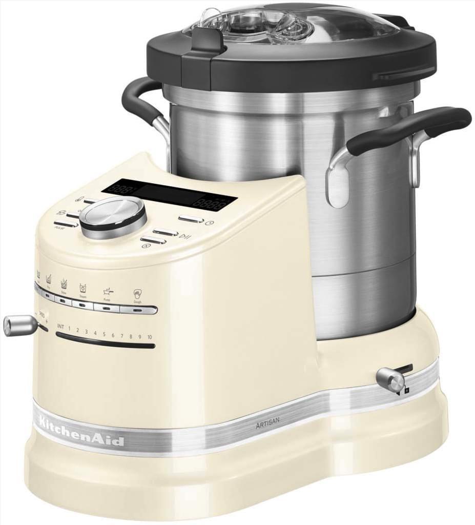 KitchenAid Artisan Cook Processor, Farbe Crème B-Ware