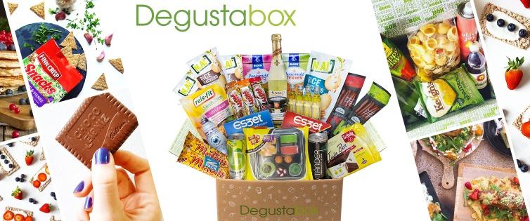 Degustabox über Shoop für Neukunden