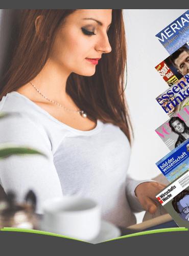 [Sammeldeal] Zeitschriftenabos mit Prämie: teilw. GLEICH der Kosten bzw. HÖHER als Kosten (AMS, SportBild, Essen&Trinken, Stern, GEO uvw.)