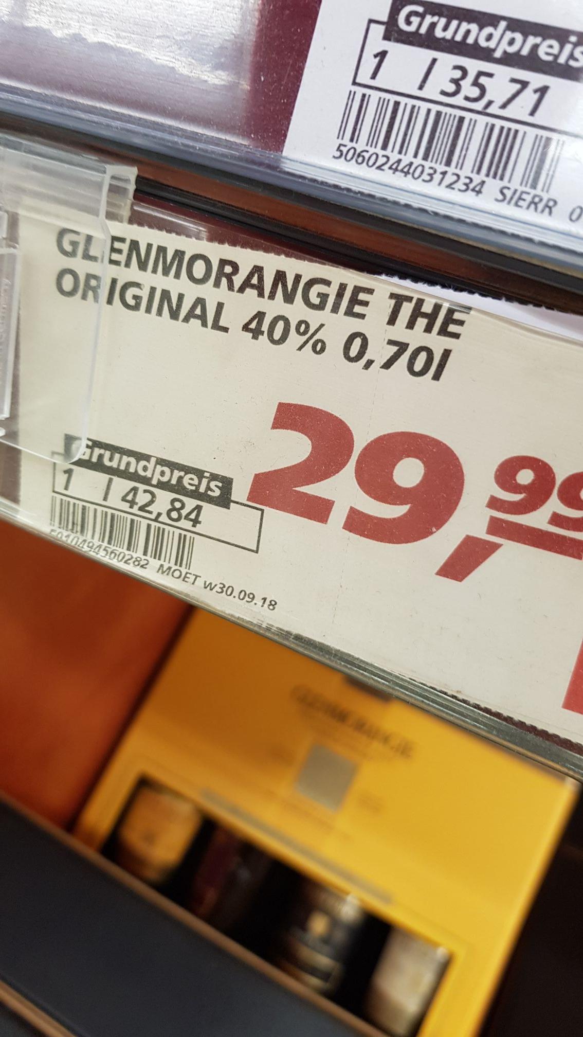 [Lokal Real Eschborn] Glenmorangie the original