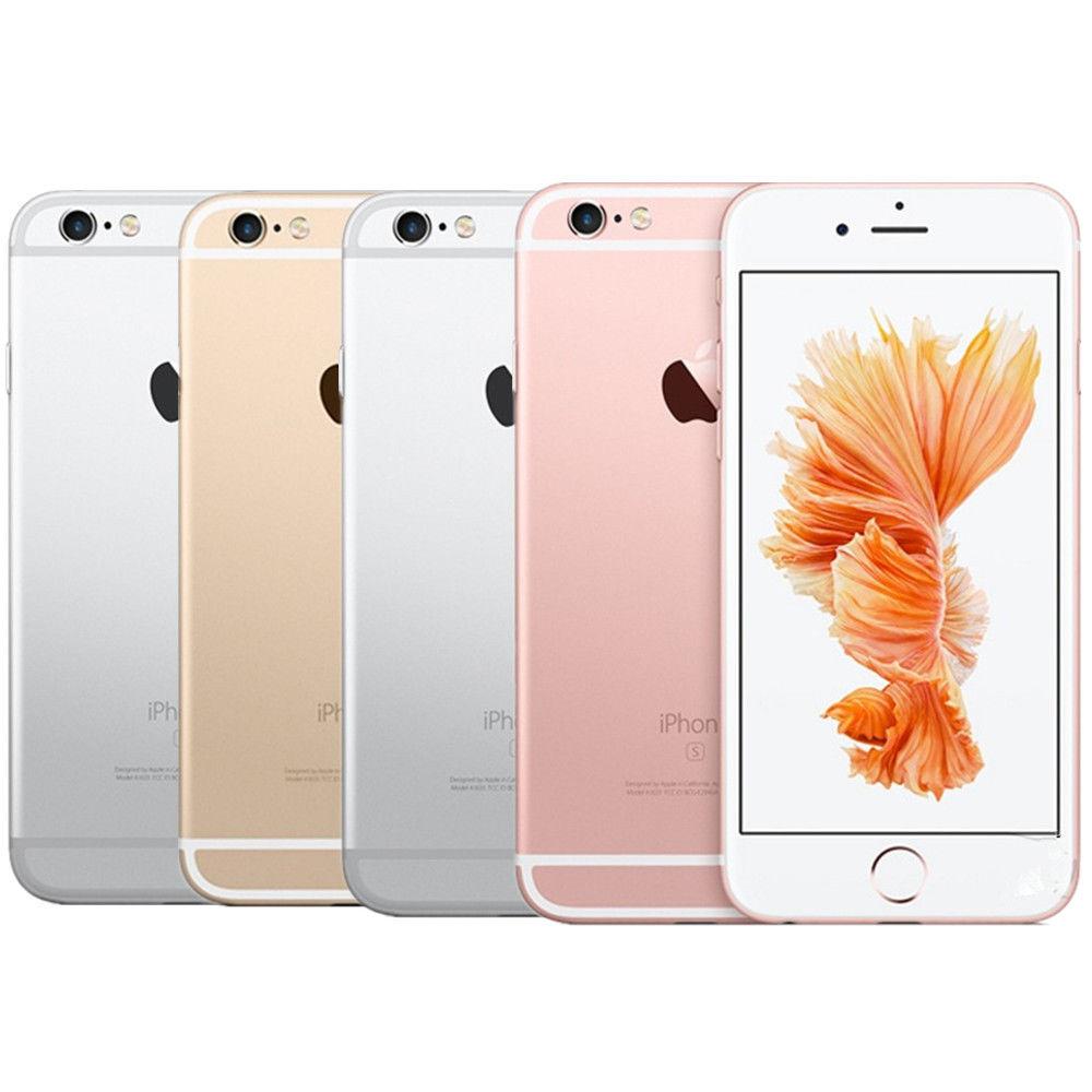 Apple iPhone 6S - Gold, Rose Gold verfügbar - 16GB