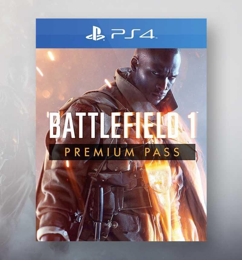 Battlefield™ 1 Premium-Pass kostenlos (PS4/Xbox One)