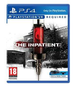 PS4 The Inpatient bei amazon.it