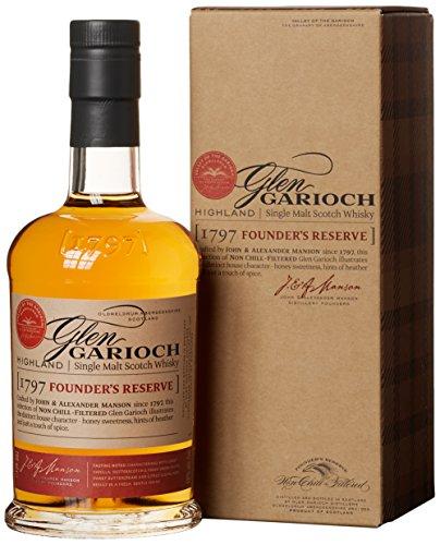 Glen Garioch 1797 Founder's Reserve Highland Single Malt Whisky (1 x 0.7 l) für 25,80€ bei Amazon.de incl.Versand