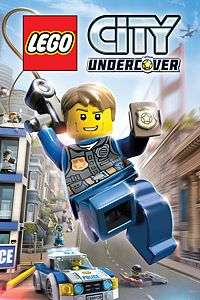 [XBOX ONE] LEGO City Undercover Download MS Store  DE