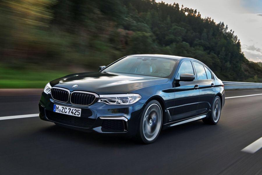 BMW 520d Neuwagenleasing für Privat ab 249€/mtl.
