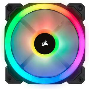 Corsair LL140 RGB LED PWM Gehäuselüfter - 140mm (Amazon-Prime)