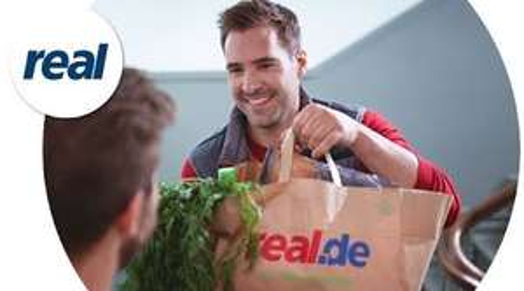 15€ Rabatt für den real Lebensmittelshop ab 60€ MBW