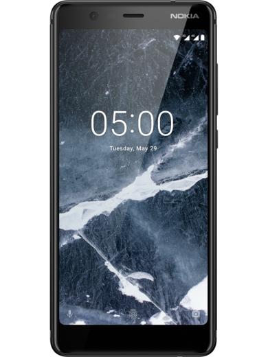 Nokia 5.1 16GB Schwarz/Rot/Blau von Mobilcom-Debitel
