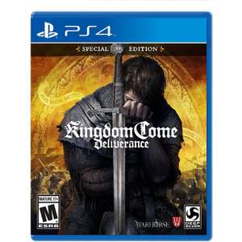 Kingdom Come: Deliverance Special Edition (PS4) für 24,54€ (Play-Asia)