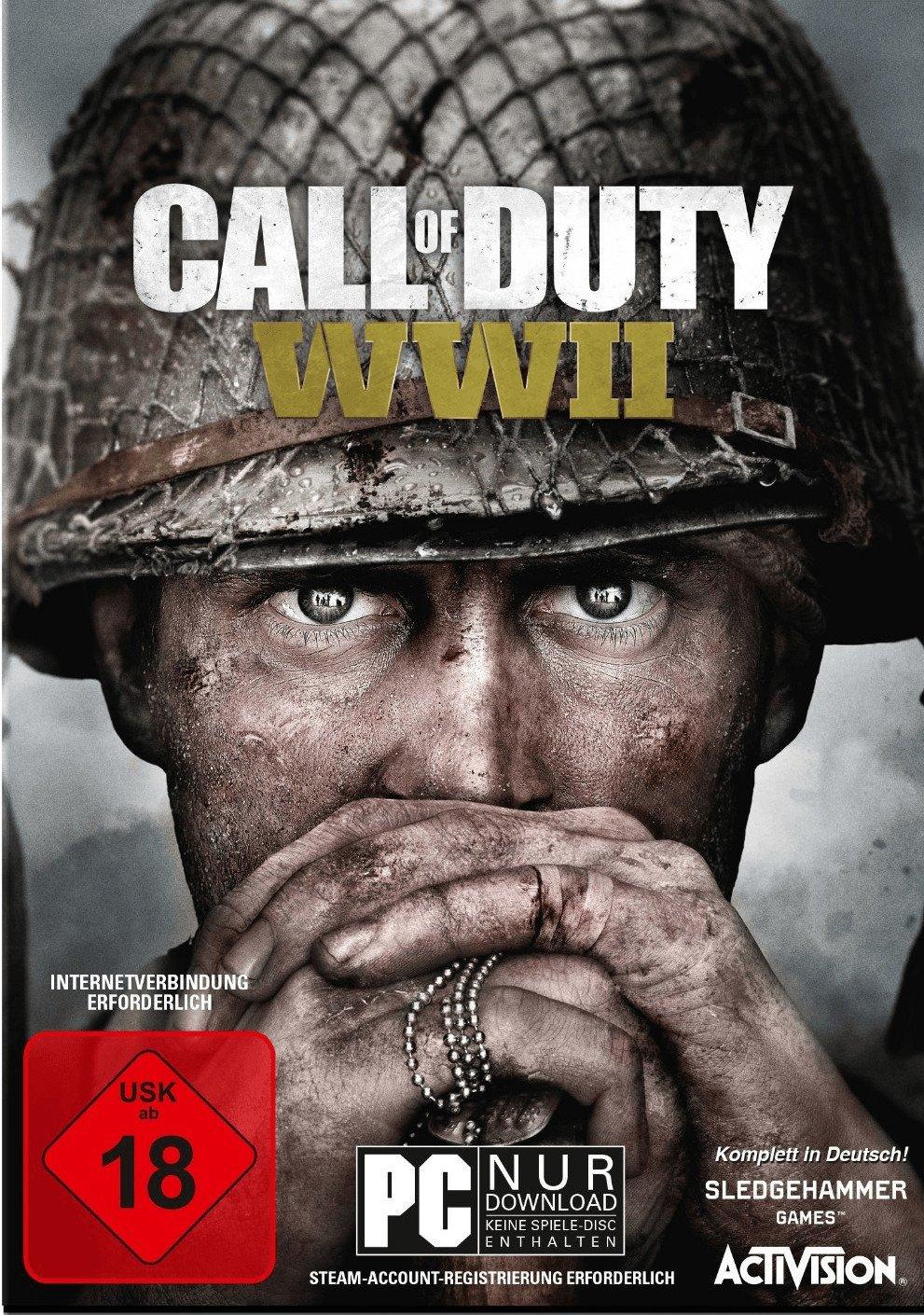 Call of Duty: WWII (PC) für 22€ versandkostenfrei (Media Markt)