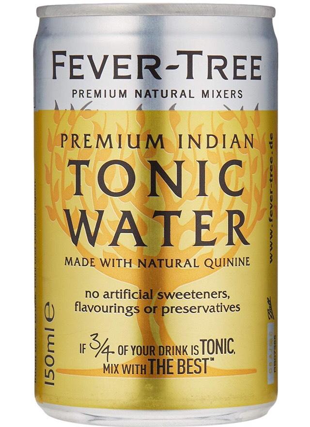 [amazon Prime] Fever Tree Tonic 24x 0.15l Dosen 0,57€ je Dose durch Pfandfehler