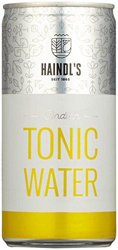 [amazon prime] !Pfandfehler! Haindl´s Tonic Water 4 x 6er Pack (24 x 200 ml)