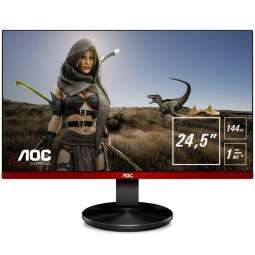 AOC - G2590FX 62,23 cm (24,5 Zoll), 144Hz, FreeSync, TN - DP, HDMI, VGA