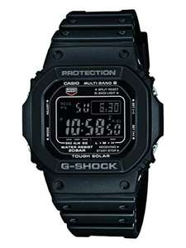 [Amazon.de] CASIO G-Shock GW-M5610-1BER Solar, Funk, inverses Display, Auto Illuminator - Herrenuhr