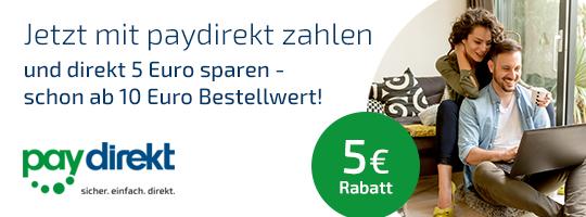 [paydirekt/medikamente-per-klick] 5 € Rabatt bei 20 € MBW