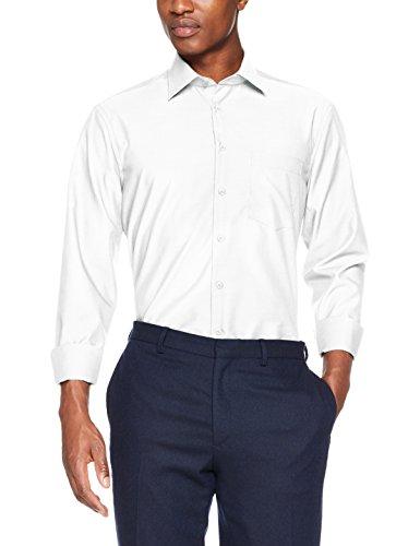 [Amazon] Seidensticker Herren Modern Langarm mit Kent-Kragen Businesshemd (Größen 38-54)