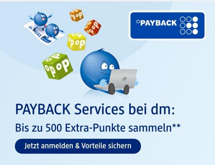 200 Paybackpunkte for free + 300 weitere für 0,15€