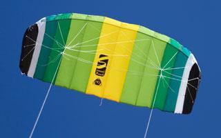 Kite/Lenkmatte Symphony Beach II 2.1 von Invento-HQ für 30,99 €