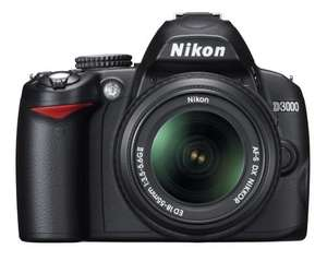 nikon d3000 für 325.- @ real deals