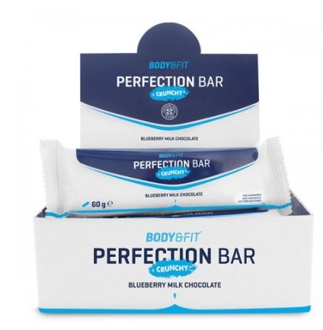Body&Fit Perfection Bar Crunchy 4*12 Protein Riegel für 31,60 € (0,66 € pro Riegel) + Shoop