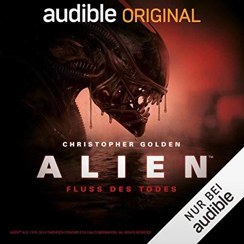 Alien Hörspiele bei Audible zum halben Preis oder halbem Guthaben
