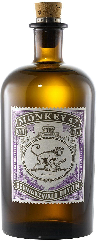 Amazon Prime: Monkey 47 Schwarzwald Dry Gin 0,5L für 23,29€