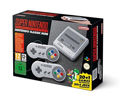 Nintendo Classic Mini: Super Nintendo Entertainment System für 64,16€ (Amazon FR)