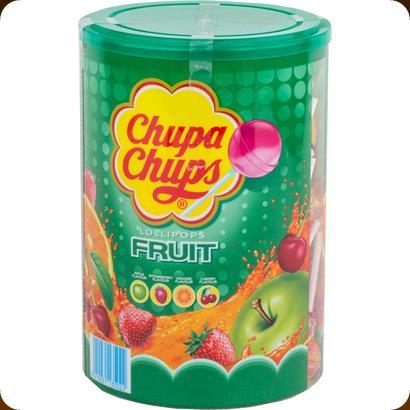 Chupa Chups 100er Fruits