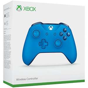 Xbox One S Wireless Controller (Blau) für 45,07€ (Amazon FR)