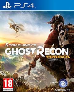 Tom Clancy's Ghost Recon: Wildlands (PS4 & Xbox One) für je 16,72€ (Amazon IT)