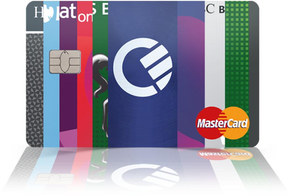 Kostenlose Curve Multikreditkarte + 5,70 € Startguthaben - Updated