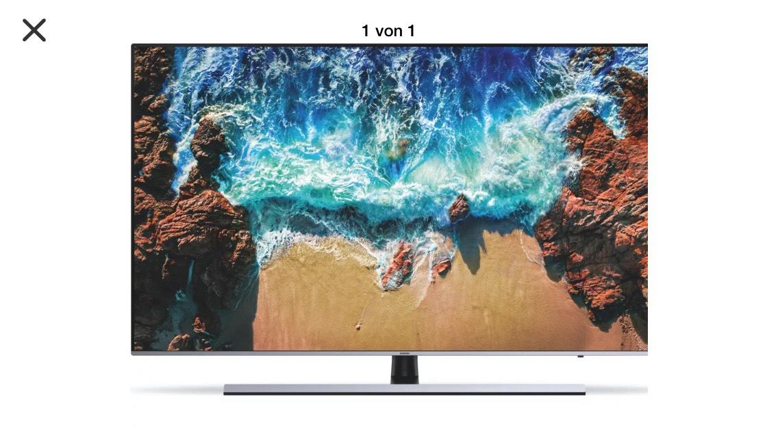 Samsung UE 65 NU 8009 TXZG NEU Modell 2018 UHD 4K, SMART TV NEU & OVP ***SCHNELL??? ***