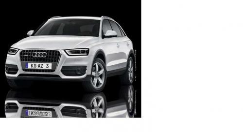 Audi Q3 2.0 TDI für 249€ Leasing Lokal Kassel