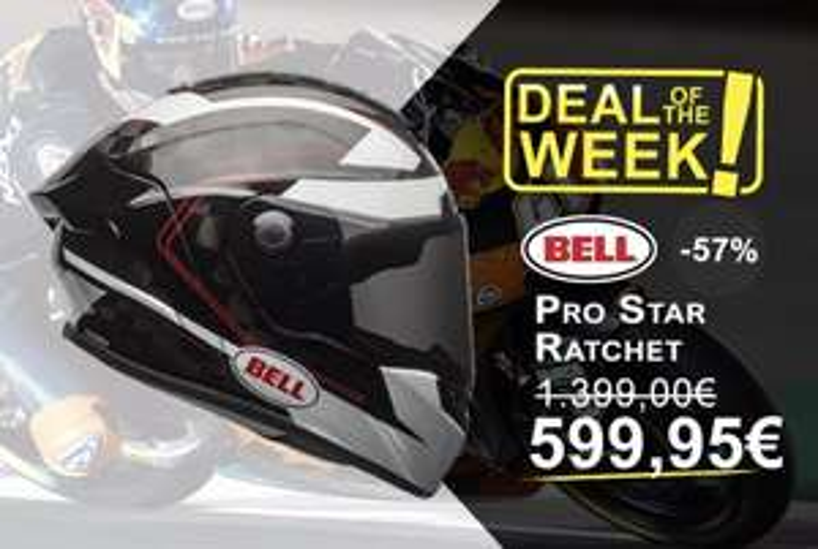 Bell Pro Star Ratchet Motorradhelm bei FC MOTO