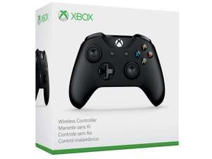 Xbox One S Wireless Controller (Schwarz) für 36,47€ (Amazon IT)