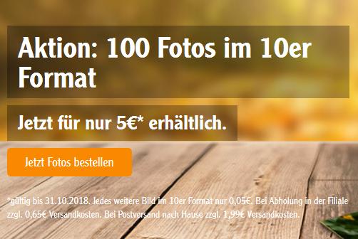 [Globus/Fujifilm] 100 Abzüge im 10er Format für 5€, danach 5ct/Bild