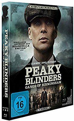 Peaky Blinders - Gangs of Birmingham - Staffel 1&2 [Blu-ray] (Amazon Prime)