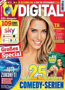 [Leserservice.de] Abo TV Digital XXL (für 65,- €) - TV Movie (59,80 €) - TV Spielfilm (61,10 €)