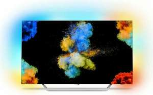 """[Schweiz] Philips 55POS9002 Fernseher 55"""" - 4K OLED, Android TV, HDR10, Ambilight (melectronics.ch)"""