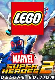 [GamersGate UK - Steam] LEGO Marvel Super Heroes 2 Deluxe Edition